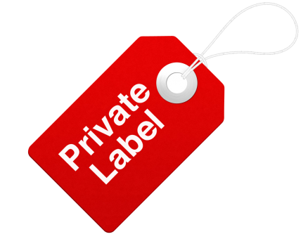 Private Label transp.fw